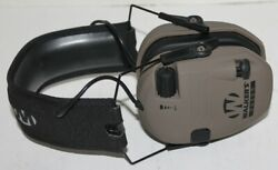 Walker's Razor Slim Electronic Hearing Protection Ear Muffs Shooting Hunting Etc $39.95