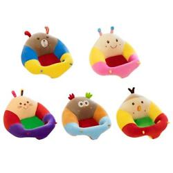 Cartoon Animals Baby Seats Sofa Chair Cover Learning to Sit Sofa Skin C#P5 C $15.29