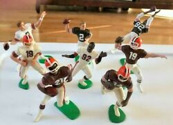 WELCOME TO THE DOG POUND1988 2000 CLEVELAND BROWNS Starting Lineup Figures OPEN $7.99