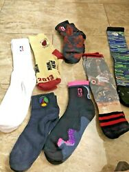 Lot 7 Pairs Nike Stance Large Socks read description $21.99