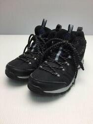 Columbia Trekking Black Tag 25.5cm Black boots 3098 From Japan $213.31