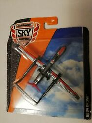Matchbox SB94 Drone Sky Busters Series Military Drone 2016 NIP Awesome $4.99