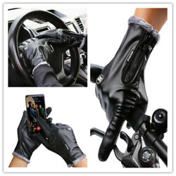 Winter Gloves Touch Screen Glove Windproof Waterproof Gloves for Running Cycling $10.99