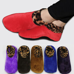 Warm Winter Womens Socks Non Slip Indoor Home Bed Socks Soft Thermal Socks $6.74