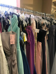 Wholesale Lot of 15 Formal Dress Cocktail Gown Party Evening Bridesmaid NWT $120.00
