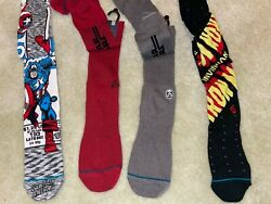 NWT Stance Socks Large L 9 12 Marvel Avengers Iron Man Captain America Star Wars $9.95