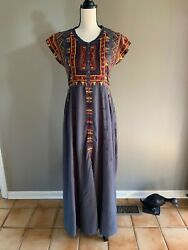 JOHNNY WAS MAXI FOR HOLIDAY EVERYDAY WORK amp; FESTIVAL WEAR NWT $150.00