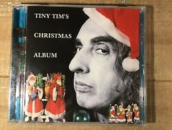 Tiny Tim#x27;s Christmas Album CD 1996 Rounder OOP Excellent Condition ..Free Ship $19.99