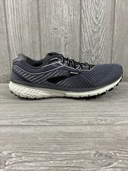Brooks Ghost 12 Men#x27;s Running Shoes Gray Mens Size 10.5 $41.99