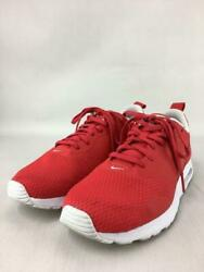 NIKE 2017 Eatabasu 26cm 705149 605 Size 8 Red sneaker 288 From Japan