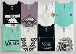 Men#x27;s Vans Off The Wall Cotton Tank Top $15.99