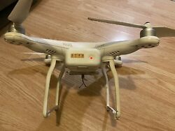 DJI Phantom 3 Standard Quadcopter Camera Drone White $250.00