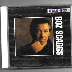 boz scaggs star box CD greatest hits japanese importrare $15.99