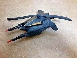 BATMAN BEGINS Vintage DC Comics Batman Helicopter Trigger Action Toy 11quot; $12.90