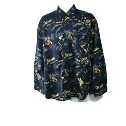 Ultimo Designer shirts Men Go Kart Blue Long Sleeve