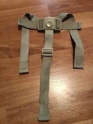 Graco High Chair 3 Point Harness Straps Replacement Part Set Beige Light Brown $14.99