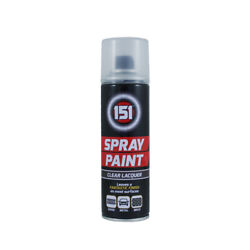 Clear Lacquer Spray Cars Paint Wood Metal Walls Home DIY Graffiti $11.87