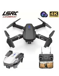 2020 new Quadcopter drone HD 4K 1080P camera and WiFi FPV height maintainin $50.00