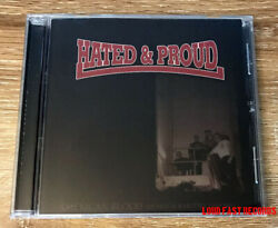 HATED amp; PROUD AMERICAN BLOOD CD DEMOS amp; RARITIES #x27;99 #x27;03 31 song cd oi music $9.99