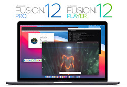 VMware Fusion PRO 12 for Mac Lifetime Latest Version Official and Genuine $18.90