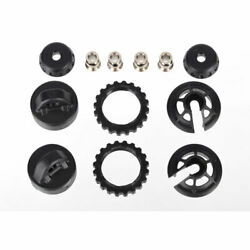 Traxxas 7468 GTR Shock Caps amp; Spring Retainers Works w Long amp; XX Long Styles For $5.50