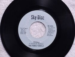 soul THE FAMILY CIRCLE Change If You Really Want To Make It SKY DISC 642 M $30.00