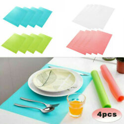 Anti frost Fridge Mats Cabinet Environmental Kitchen Liners Protective C $21.29