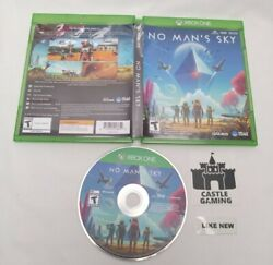 No Mans Sky Disc Only Xbox One 2018 TESTED CIB COMPLETE FAST TRACKED SHIPPING $39.95