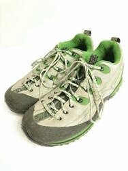 patagonia Us8 Green Sole Trekking Trail Running Gray Size 8 Sneakers $195.92