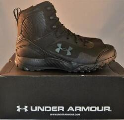 Under Armour UA Men#x27;s Valsetz RTS Tactical BootsNew in Box1.5 Side Zipper10 $98.80