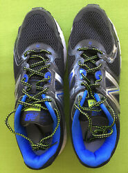 New size 12 Mens NEW BALANCE Running Shoes 680 V2 Black $54.99