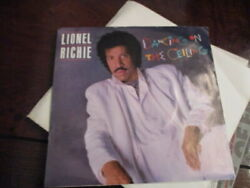 Lionel Richie; Dancing on the Ceiling on 45 Pic Sleeve $2.99