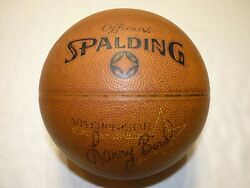 Vintage 1980s Spalding Celtics Larry Bird NBA Superstar Official Size Basketball $19.95