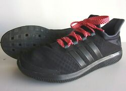 Adidas Bounce Running Shoes Size 11.5 Mens Black $21.95