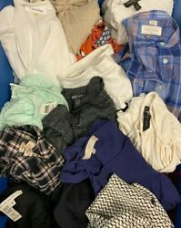 10PC Clothing Reseller Online Selling Lot Box of Wholesale Clothes