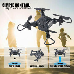 2020 new mini Drones With Camera Hd Wifi 4K drone Quadcopter Toys Rc Helicopter $33.90