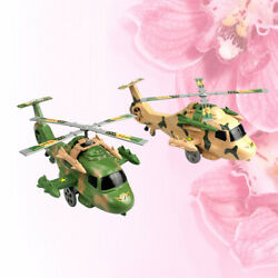 3PCS Plastic Helicopter Toys Pulling String Plane Fun Plane Toy for Toddler $13.02