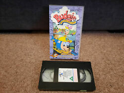 BUDGIE THE LITTLE HELICOPTER THE AIR SHOW VHS GBP 7.99