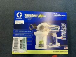 Graco TrueCoat 360 DSP True Airless Paint Sprayer Model 16Y386 $110.00