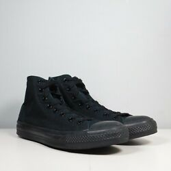 Converse All Star High Top Shoes X3310 Rare Black Sole Men#x27;s Shoes Size 11.5 $42.99