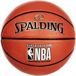 Spalding NBA Super Tack Outdoor Basketball Official Size 29.5quot; Composite Leather $24.96