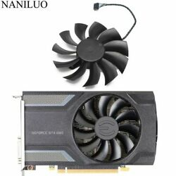 PLA09215B12H For EVGA GeForce GTX 1060 960 950 SC GAMING Video Cards Cooling Fan $20.99