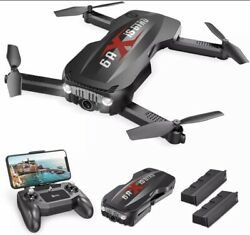 Holy Stone HS160 Pro Foldable Drone with 1080p HD WiFi Camera FPV Video $45.00