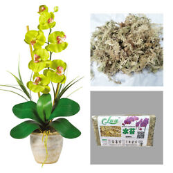 Durable 6L 12L Sphagnum Moss Garden Supplies For Orchid Organic Fertilizer Home $7.69