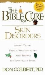 The Bible Cure for Skin Disorders New Bible Cure Siloam $4.18