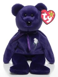 Ty Beanie Baby Princess the Bear 1997...NEW 9quot; $9.00