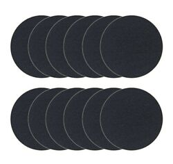 Kitchen Compost Bin Charcoal Filters 14 w double Adhesive Spots $17.90