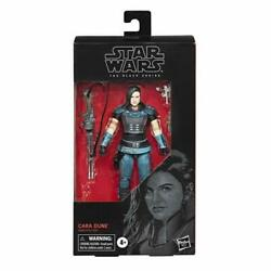 Star Wars The Black Series Cara Dune MINT Toy 6 inch Scale The Mandalorian $299.99