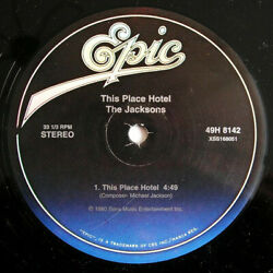 The Jacksons – This Place Hotel Blame It On The Boogie VINYL 12#x27; ORIG.PRESS $12.97