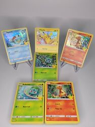 Mcdonalds Pokemon Cards **EVERY CARD ** COMPLETE YOUR SET EASY FREE SHIPPING $27.99